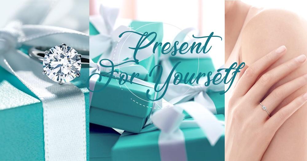 不一定要等他送的訂婚戒指!盤點Tiffany & Co.定價少於兩萬元的鑽石戒指,疼愛自己的女生更值得別人誇獎!
