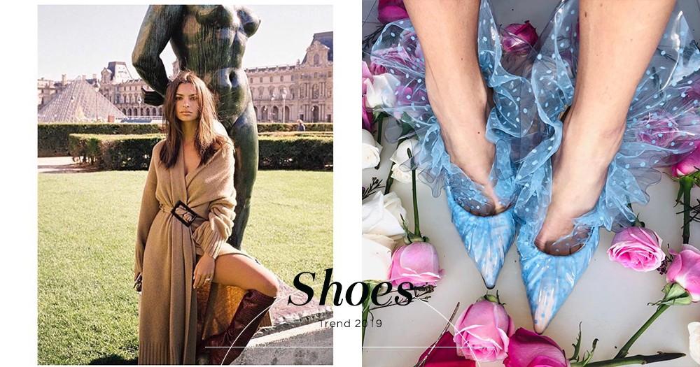 五個你不能不知道:連國際名模也在穿的鞋子品牌!