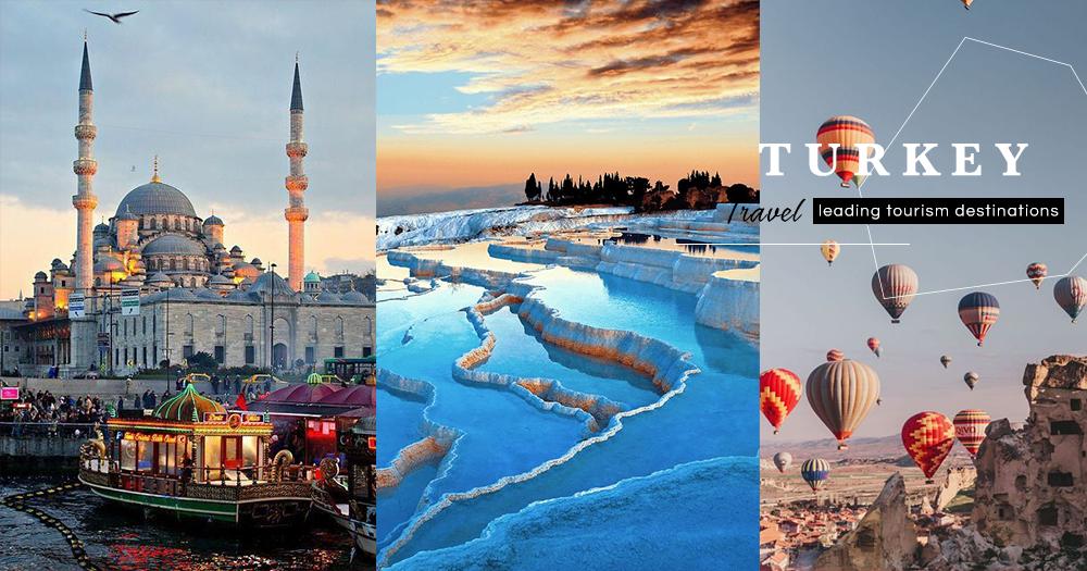 2019年是時候出走~來一趟閨蜜之旅吧!女生一定喜歡的5個土耳其必去景點!