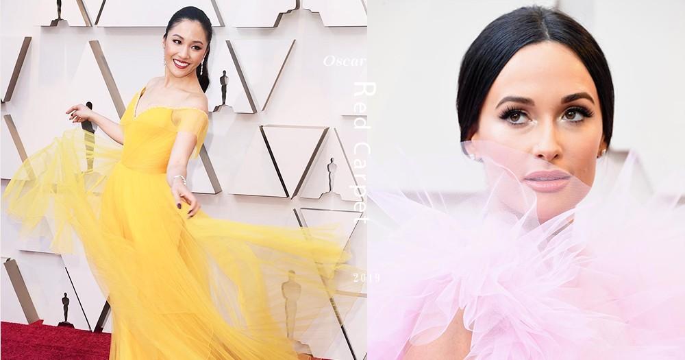 【奧斯卡懶人包】今個年度女星們都化身成迪士尼公主般現身會場!