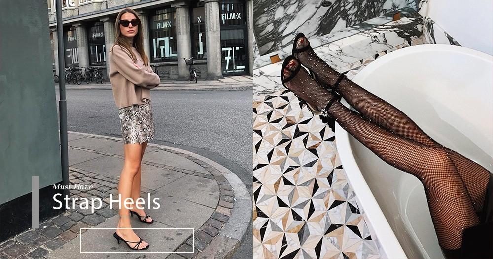 【小資女購物清單】今季曝光率最高的鞋子,跟著入手就沒有錯!