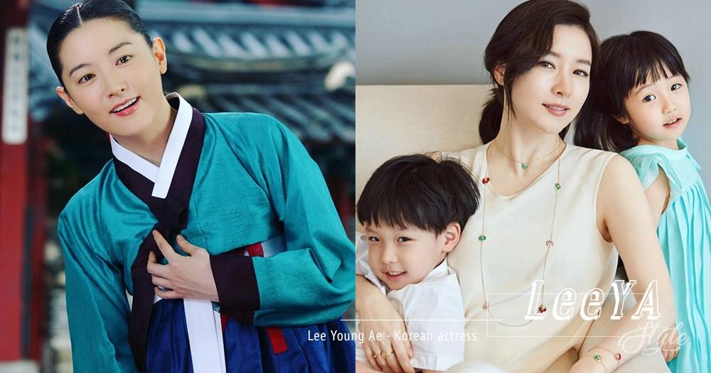 47歲氧氣美女李英愛,仍能保持「20歲少女肌」公開5大凍齡秘訣!