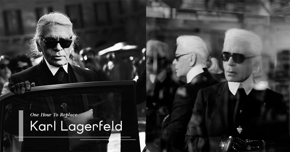 「老佛爺」Karl Lagerfeld的離逝揭開職場殘酷現實!輝煌如他也有被取代的一天!