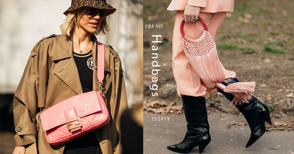 看看時尚達人的街拍照,你就會知道今年大熱的袋款有它!