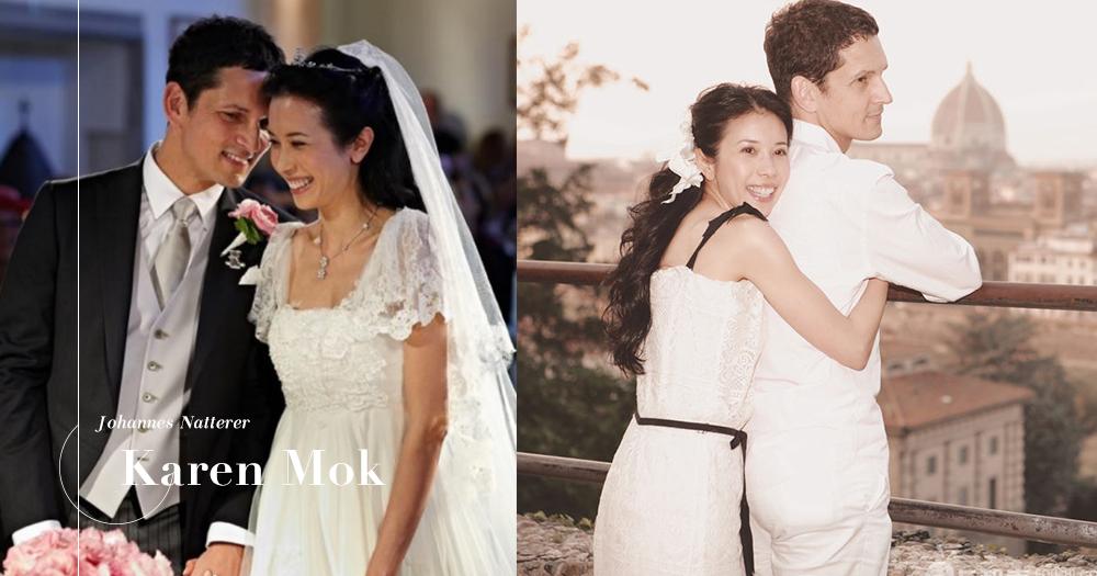 花16年找回真命天子!莫文蔚嫁給初戀:「對的人即使錯過了也會回到你身邊。」