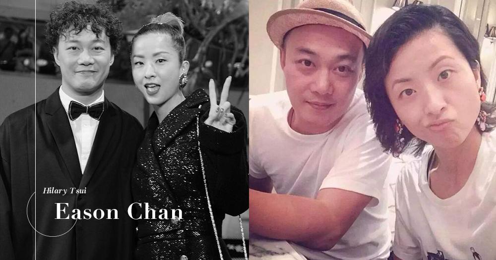 不只唱歌好聽 還是專一的代表:陳奕迅與徐濠縈結婚12年 從不搞緋聞!
