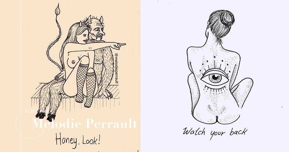 每個人心中的小惡魔:10個女性對愛情的需求與渴望