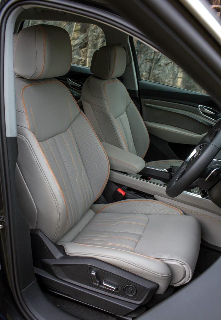 Audi e-tron 55 quattro, Audi, Audi e-tron,