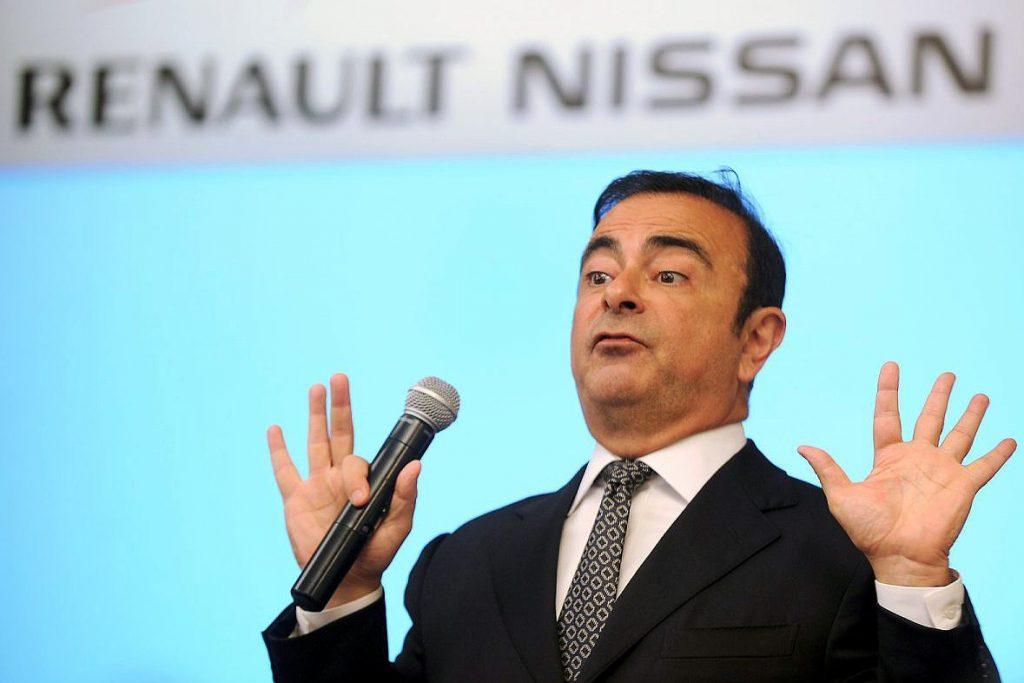 Carlos Ghosn, 戈恩, Nissan, 胖子專欄,