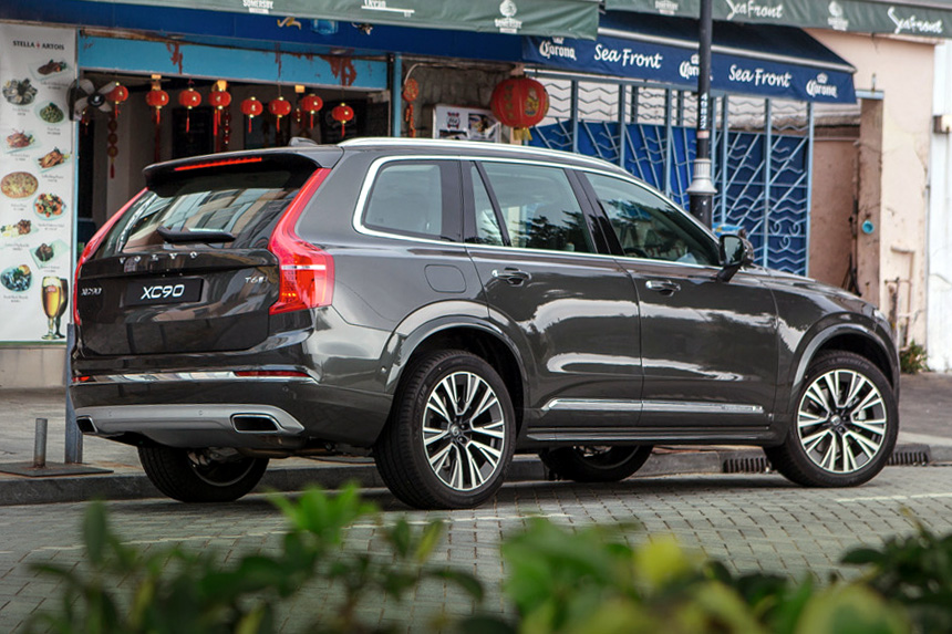 Volvo XC90 T6 Inscription, Volvo XC90, Volvo, 富豪,