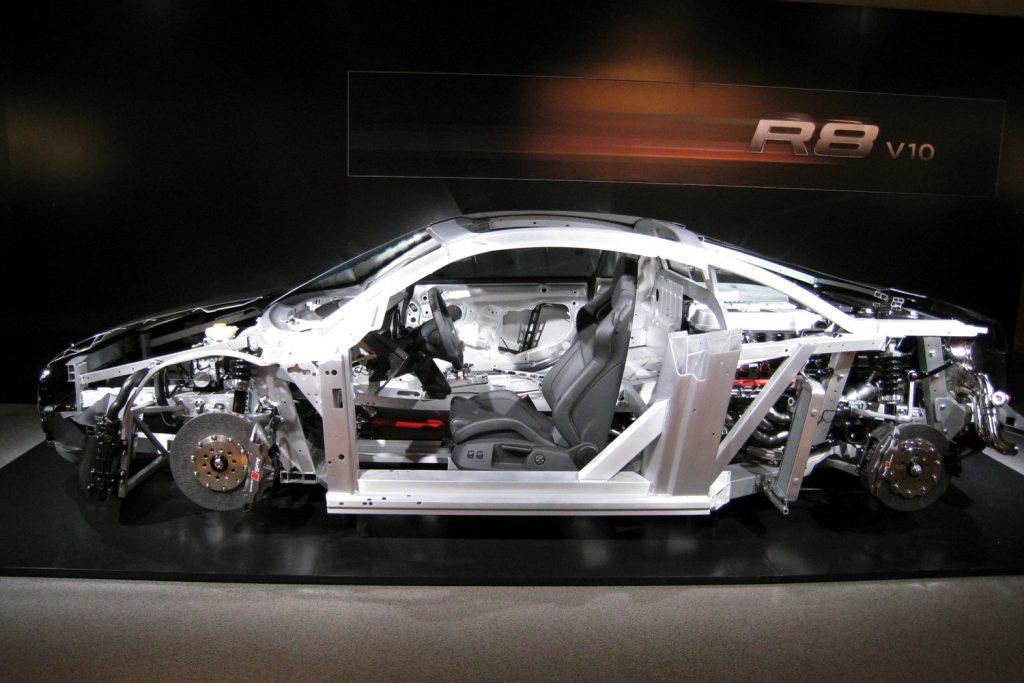 Audi, Audi R8, R8,
