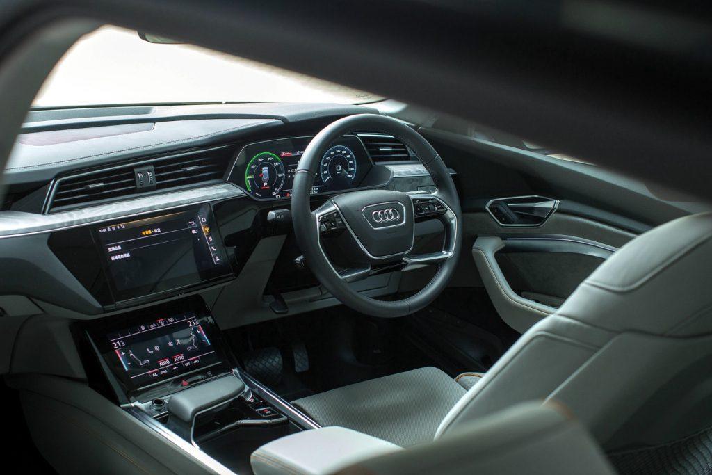 Audi, e-tron, Audi e-tron,
