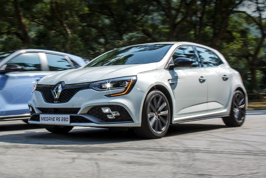 Renault Megane R.S., Renault, Megane R.S., Megane R.S. 280, 雷諾,