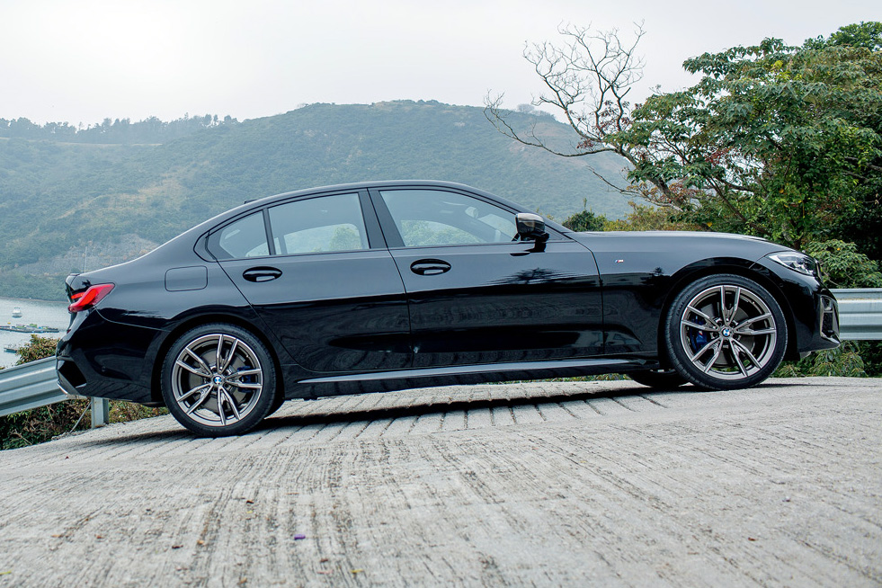 BMW M340i xDrive Saloon, BMW, M340i xDrive Saloon, BMW M340i xDrive, M340i xDrive, BMW M Performance, BMW M, 寶馬,