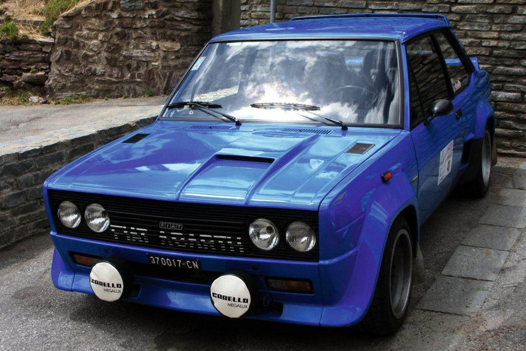 Fiat 131, Fiat 131 Racing, 快意 131, 快意, Fiat, 131 Abarth Rally,
