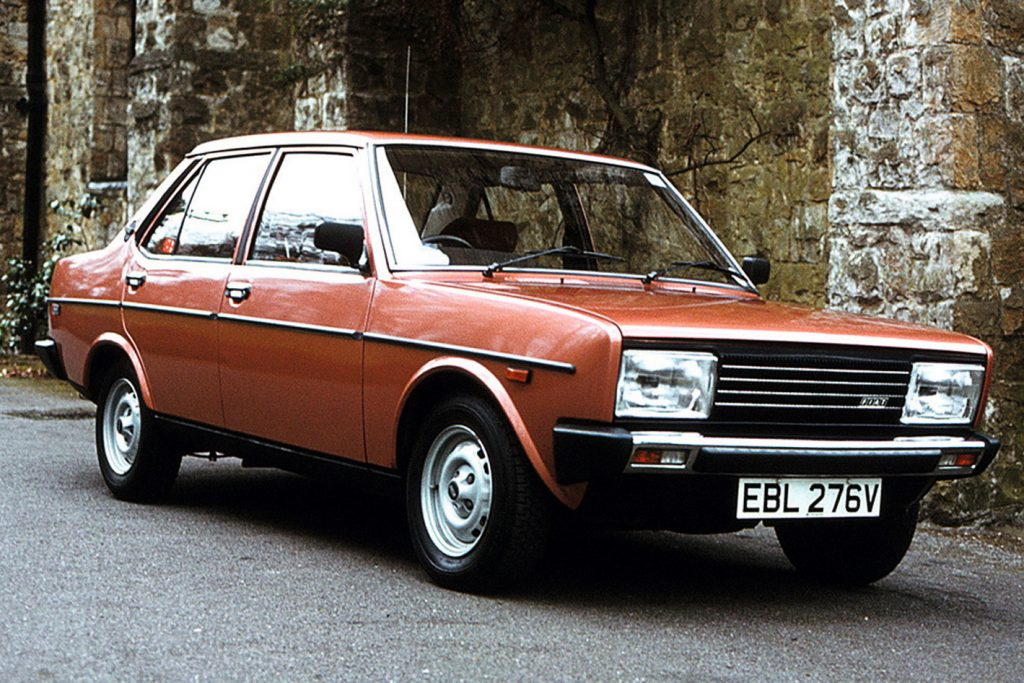 Fiat 131, Fiat 131 Racing, 快意 131, 快意, Fiat,