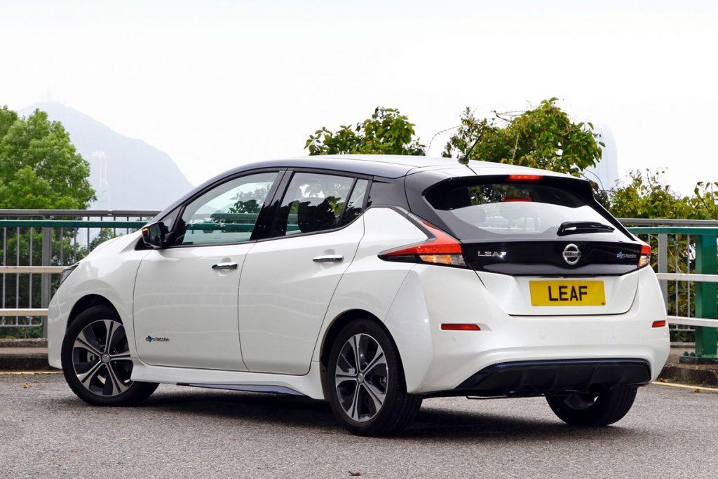Nissan LEAF, Nissan, LEAF, 日產, 日產LEAF, 電動車, 第二代LEAF, EV,