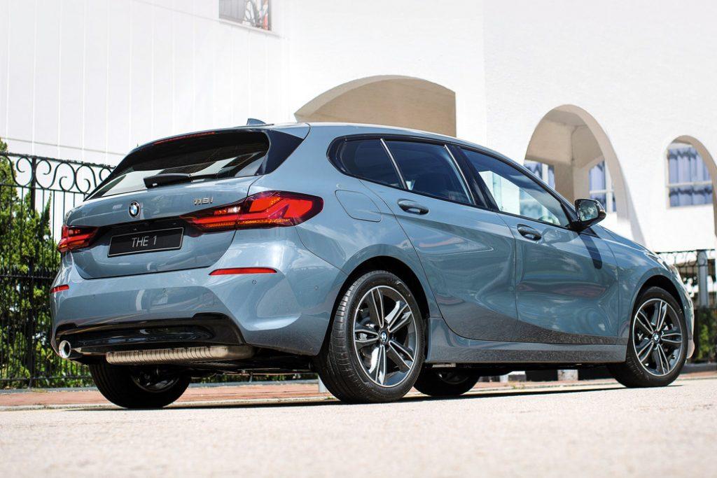 BMW 118iA Sport, BMW 118iA, BMW, 118iA Sport, 寶馬1系, 寶馬118iA, 第三代寶馬1系, BMW 1 Series, 寶馬,