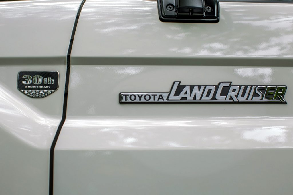 Toyota Land Cruiser 70 30th Anniversary Edition, Toyota Land Cruiser 70, Land Cruiser, Toyota, 豐田, 豐田Land Cruiser 70, 四驅越野車, 四驅車, 越野車, 4WD,