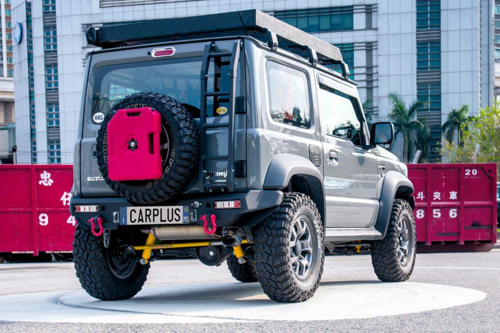 Suzuki Jimny, Suzuki, Jimny, 新Jimny, 越野車, 4WD, 露營車, 鈴木, 鈴木Jimny,