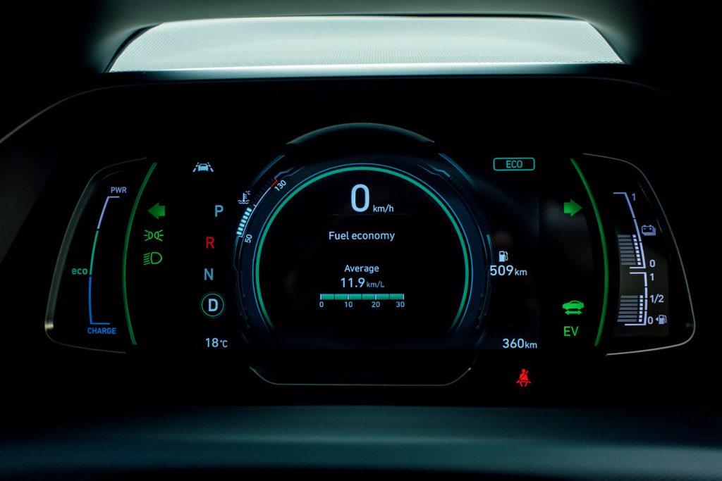 Hyundai IONIQ Hybrid, Hyundai, IONIQ Hybrid, 現代 IONIQ Hybrid, 現代, 現代汽車, Hybrid, IONIQ Hybrid 小改款, IONIQ Hybrid facelift,