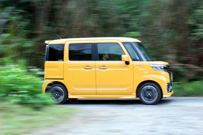 K-Car, K Car, Suzuki Spacia Custom, Suzuki, Spacia Custom,