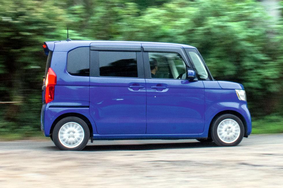 K-Car, K Car, Honda N Box, Honda, N Box,