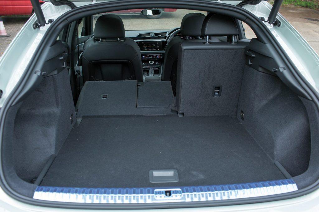 Audi Q3 Sportback 45 TFSI quattro, Audi Q3 Sportback, Audi, Q3 Sportback, Audi Q3, 奧迪, 奧迪 Q3 Sportback, 中小型 SUV, SUV,