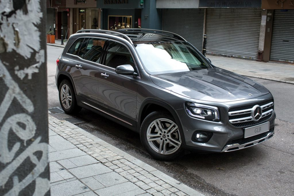 Mercedes-Benz GLB 250 4MATIC, Mercedes-Benz GLB 250, Mercedes-Benz, GLB 250, SUV, 平治, 平治 GLB 250, GLB, 七座位小型 SUV, 七座位, 小型 SUV, 七座 SUV,