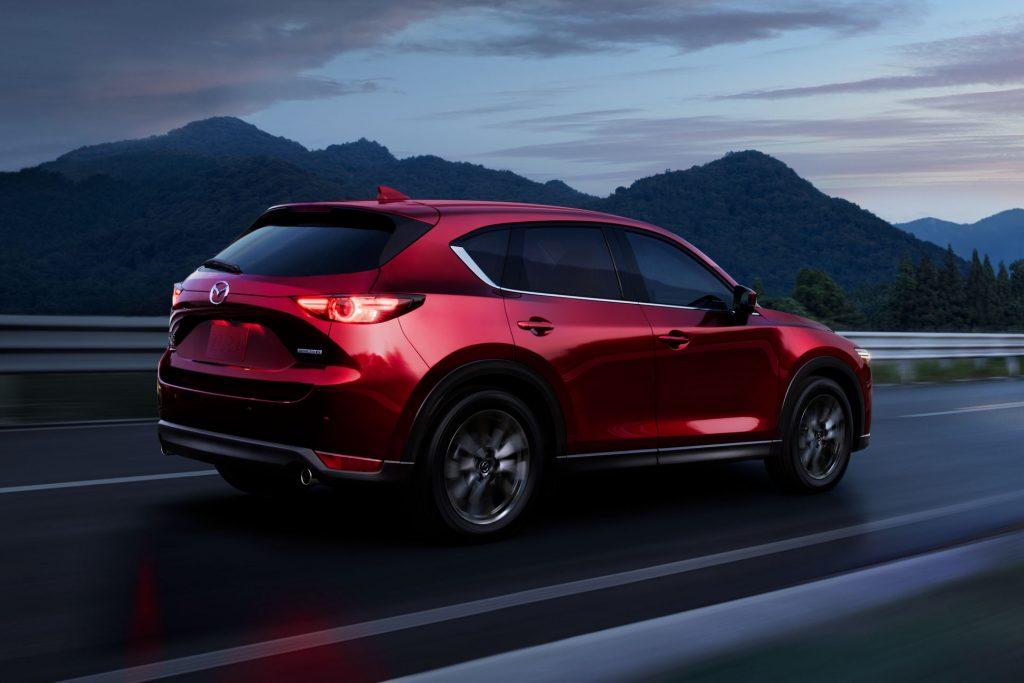 Mazda, CX-5, Mazda CX-5, SUV, 萬事得,