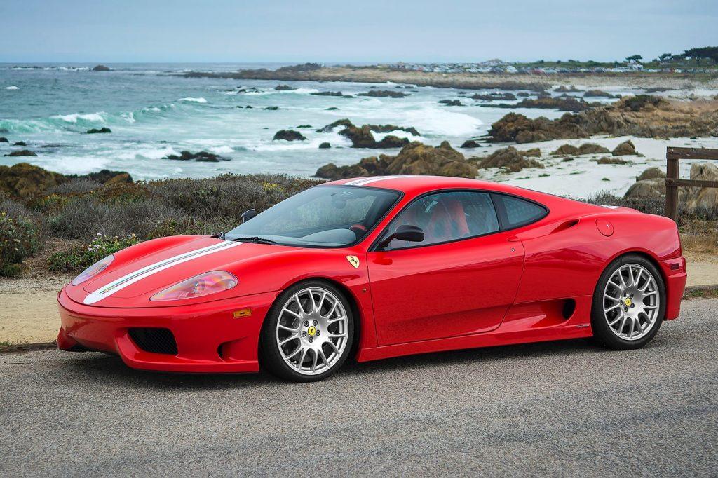 Ferrari 360, Ferrari, 法拉利, 法拉利 360,