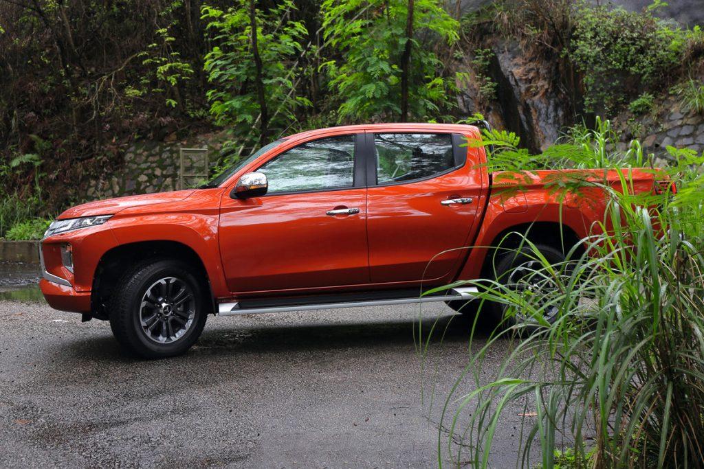 Mitsubishi L200, Mitsubishi L200, 三菱, 三菱汽車, 三菱 L200, 農夫車, pickup, pickup truck,