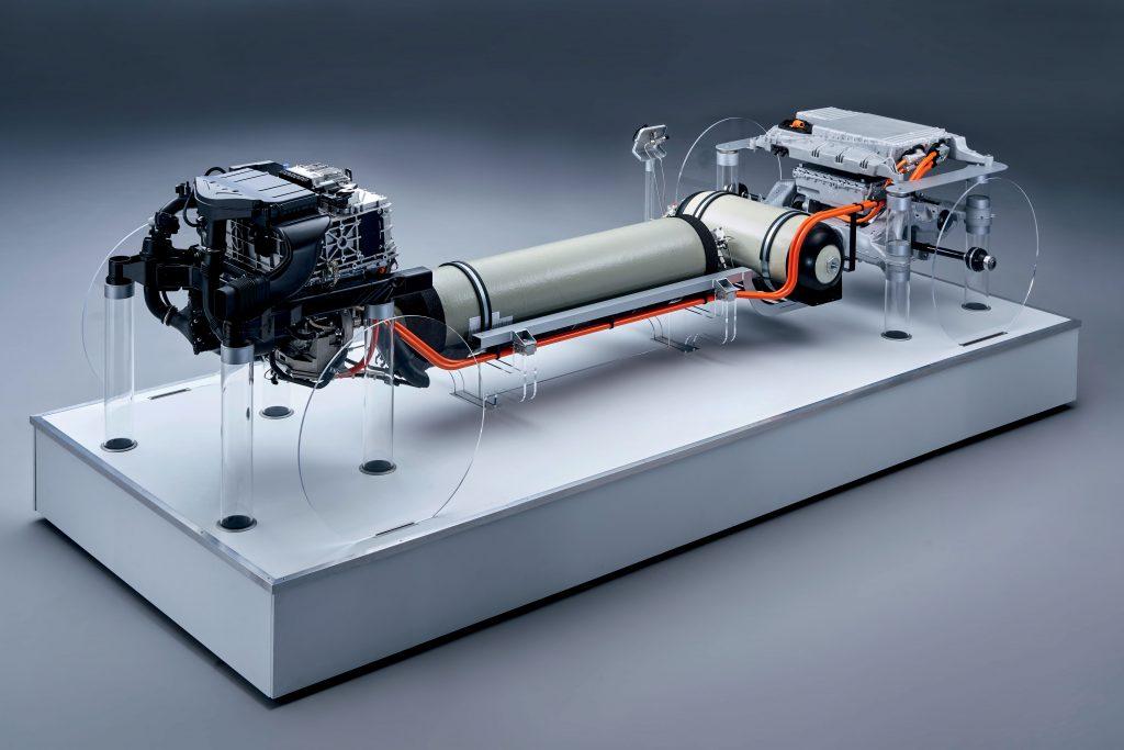 BMW, Toyota, BMW i Hydrogen NEXT, 燃氫電池,