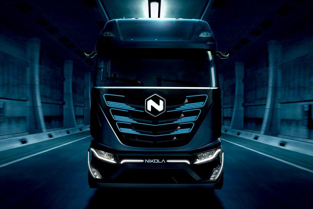 Nikola, 電動車, EV. 氫燃料電池, 氫燃料, 電動貨車,