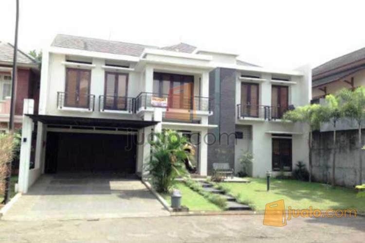 rumah mewah luas dan minimalis di kota wisata cibubur