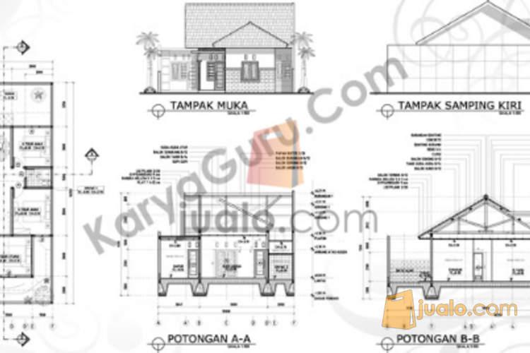 kursus autocad 2d 3d rendering architecture mechanical