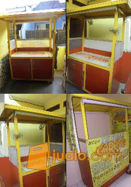 harga Murah Booth/gerobak \u0026 Freezer Jualo.com