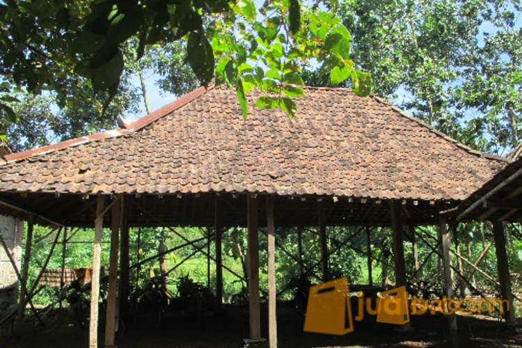 harga Rumah Limasan Jawa, Kayu Jati 85 juta Jualo.com