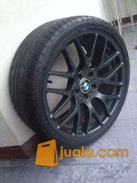 harga Velg M3 GTS Ring 19 Black Doff ( available for seri 3 \u0026 X5) Jualo.com