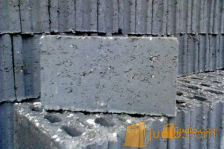 Paving, Batako, Bata merah, Genteng beton dll