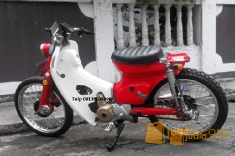 harga Wts honda c70 street cub merah gress jakarta murah Jualo.com