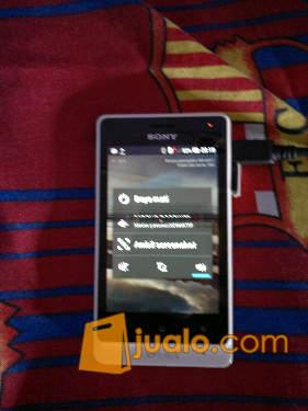 harga Sony Experia Go St27i Fullset Mulus 92% Adaminus Jualo.com