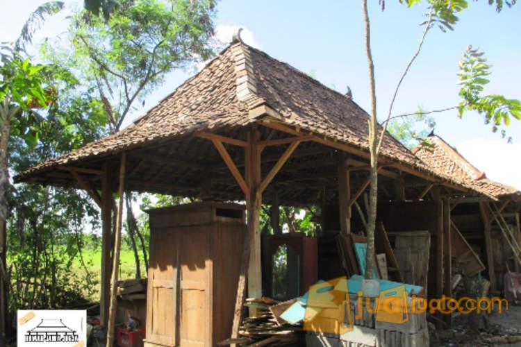 harga Rumah Jawa: Limasan, Kayu Jati 45 Juta Jualo.com