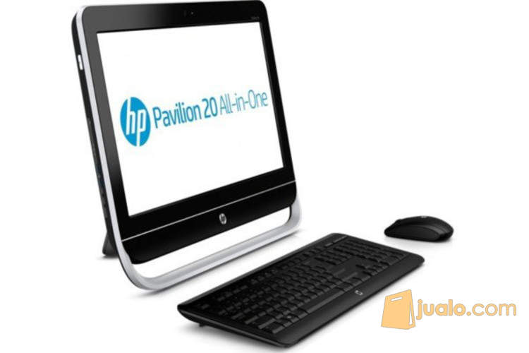 harga PC ALL IN ONE HP pavilion20-2210X Jualo.com