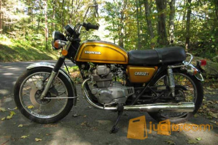 harga 1975 Honda CB200T Jualo.com
