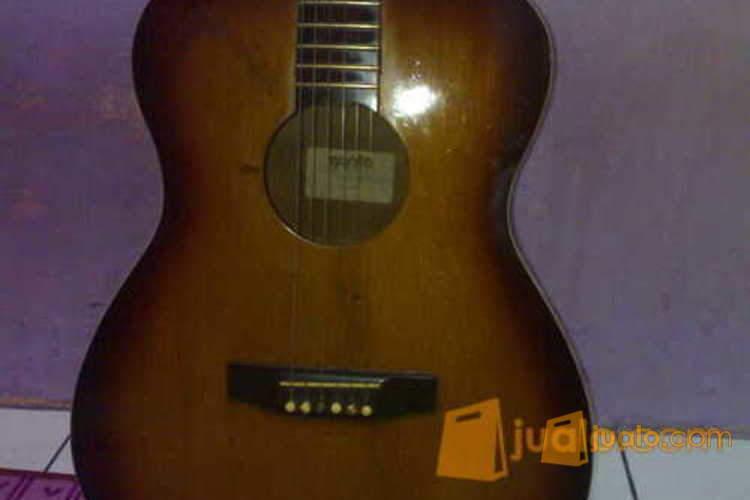 harga gitar merek genta mau di barter sama speaker pasif 10 Jualo.com