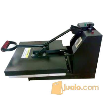 MESIN PRESS KAOS STANDARD 38X38 ANALOG 900watt