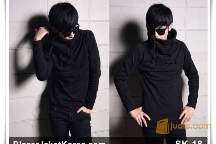 harga Blazer Jaket Pria - BBM 2667C838 | Korean Sweater Jacket Keren SK-18 Jualo.com
