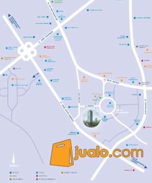 harga RUANG KANTOR, LUAS MULAI 94,73 SQM, MENARA PERTIWI Jualo.com