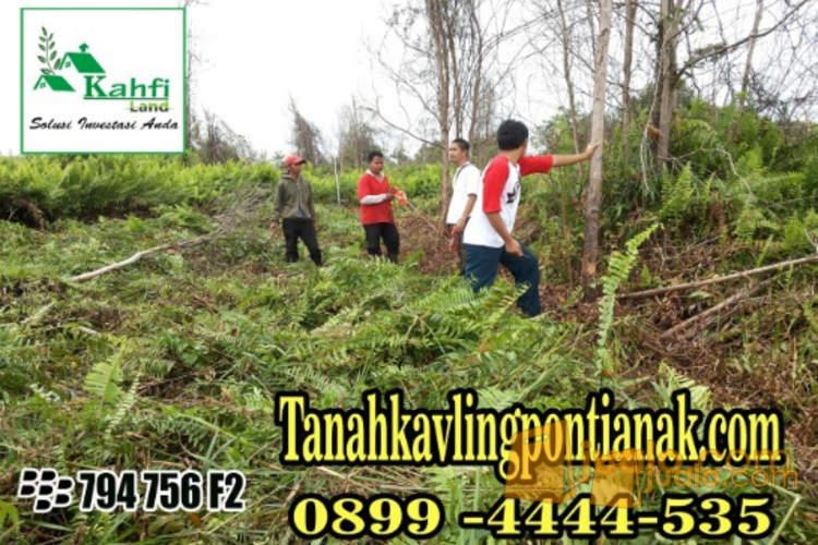 harga Tanah Kavling Pontianak, Jual tanah di pontianak, Harga tanah di pontianak Jualo.com